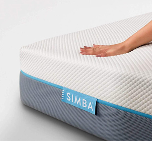 matelas SIMBA Hybrid Queen